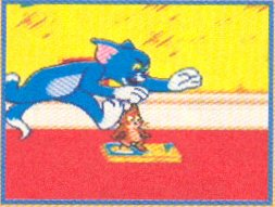 Tom and Jerry 2 cart