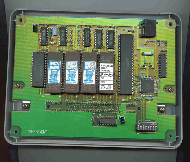 PCB Board of the Japanese Challenge Cart