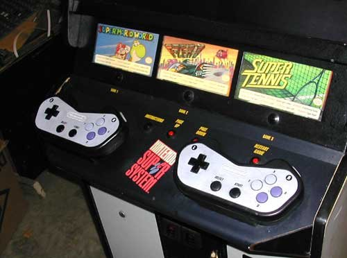 Snes Central Nintendo Super System