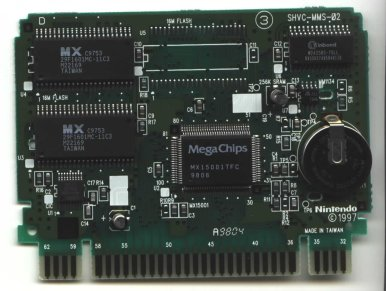 PCB (front)