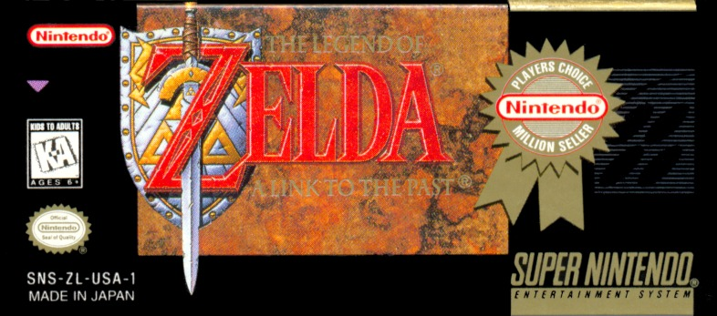 Snes Central: Legend Of Zelda, The: A Link to the Past