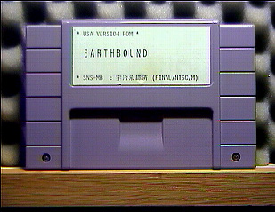 Snes Central: Earthbound