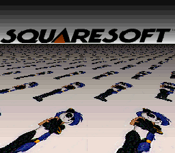 Squaresoft Mode 7 Demo [SNES – Tech Demo]