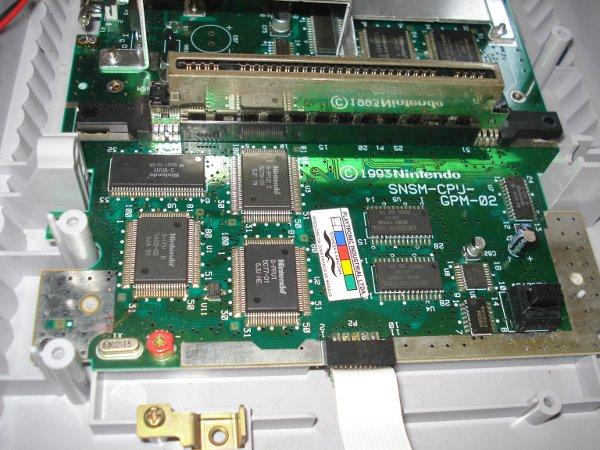 Snes Central: Brazillian SNES Console